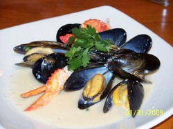 Awesome Mussels!